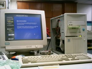 Recycling Decommissioned Computer Equipment