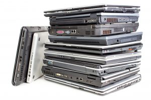 Decommissioned Laptops